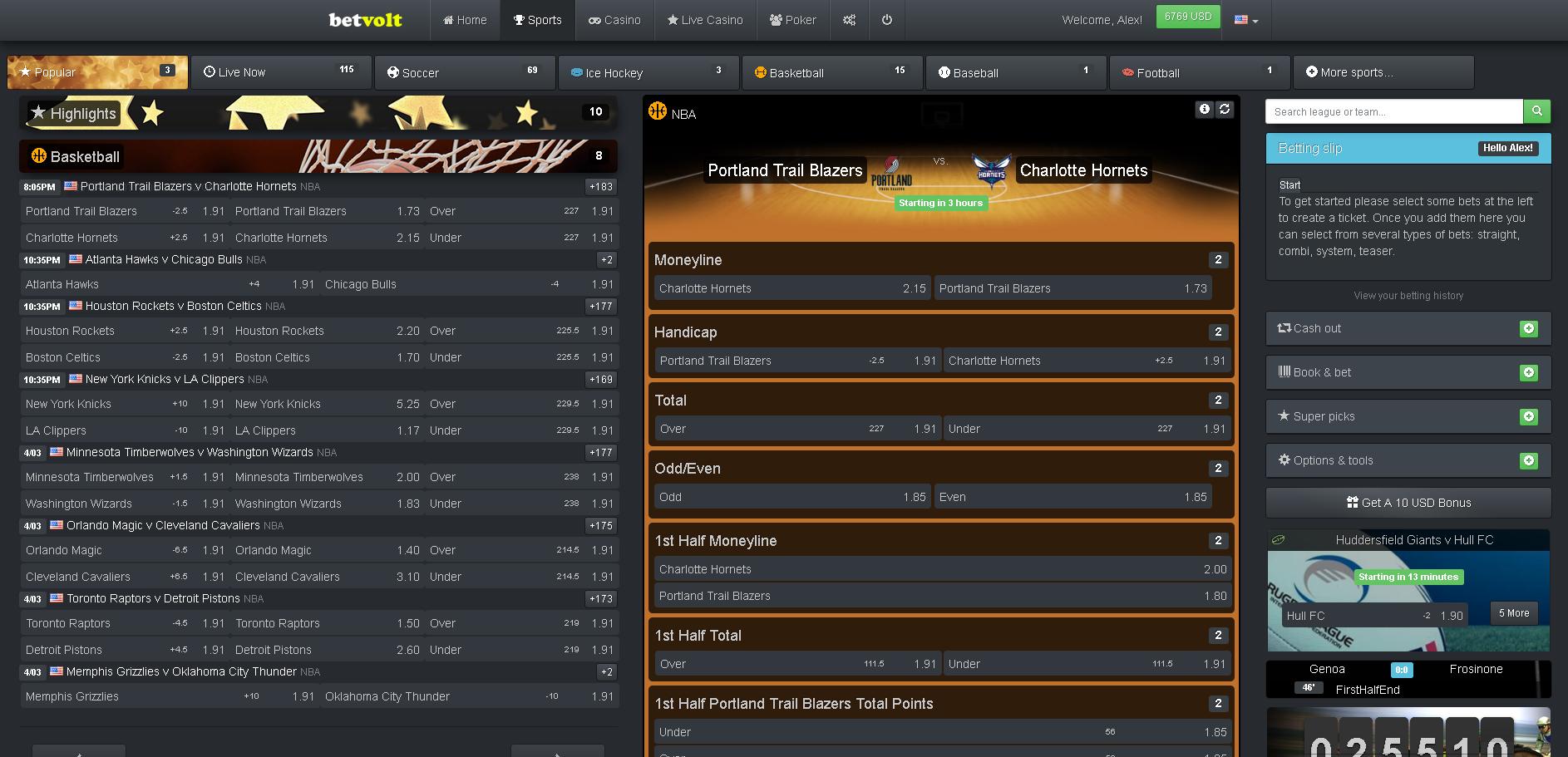 established turnkey sports betting websites